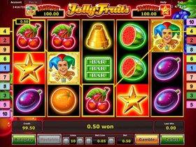Jolly Fruits Slot - Play Novomatic Casino Games Online